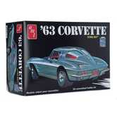 1963 Chevrolet Corvette Sting Ray Model Kit